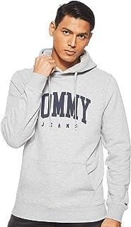 Tommy Jeans Men's Tjm Essential Tommy Hoodie