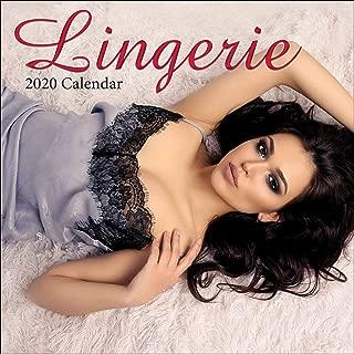 2020 Lingerie Wall Calendar