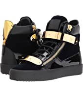 Giuseppe Zanotti - May London High Top Embroidered Sneaker