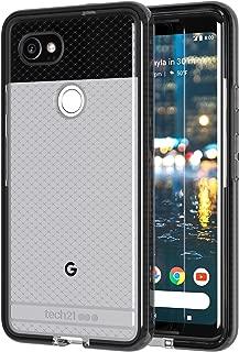 Tech21 Evo Check Series Flexible Gel Case for Google Pixel 2 XL - Smokey/Black