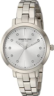 Kenneth Cole New York Women's Quartz Stainless Steel Casual Watch, Gold-Toned (Kc15173006), Analog Display