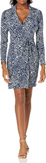 Calvin Klein Women's Classic Wrap Dress
