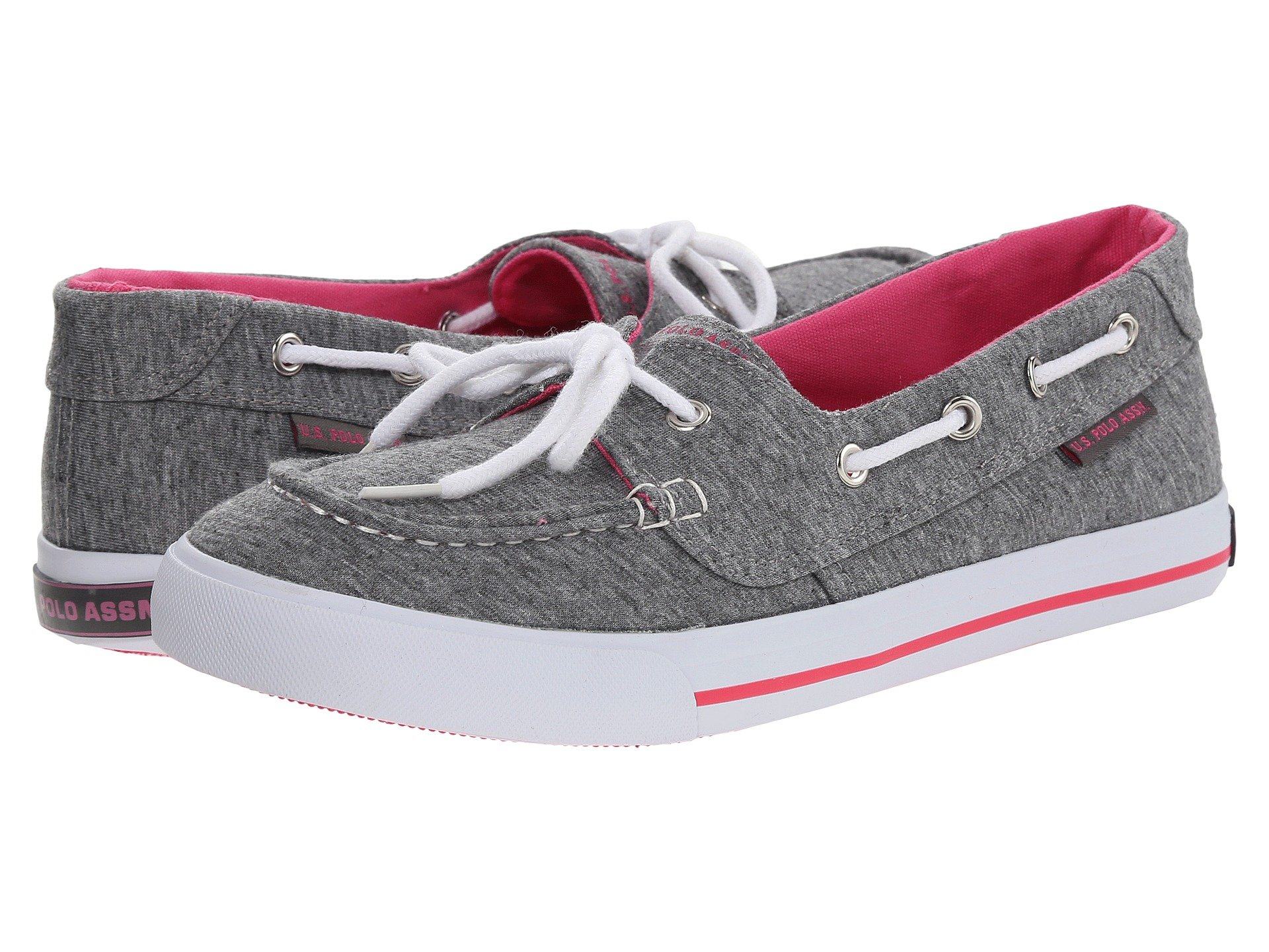 Boat Shoes para Mujer U.S. POLO ASSN. Stacy  + U.S. POLO ASSN. en VeoyCompro.net