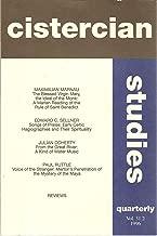 Cistercian Studies Quarterly