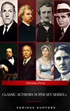 Classic Authors Super Set Series 1: (Shandon Press): Mark Twain, Edgar Allan Poe, , H.P Lovecraft,Robert E. Howard…