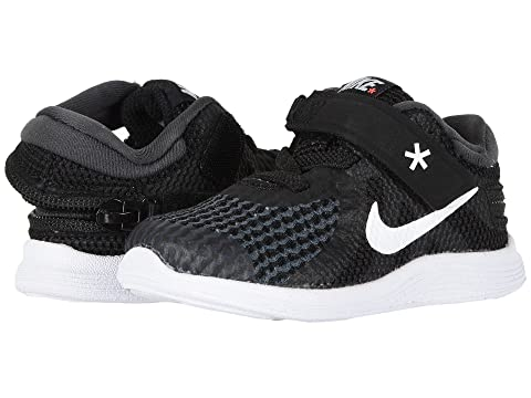 sale retailer 10cfb 5d822 Nike Kids Revolution 4 FlyEase (Infant Toddler)