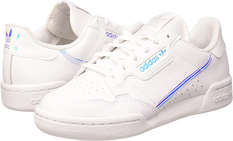 adidas Continental 80 J, Chaussure de Piste d'athltisme Femme