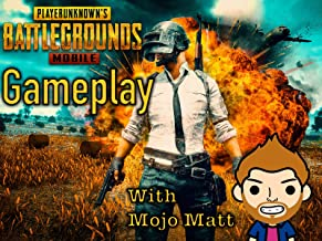 Clip: Player Unknown's Battlegrounds Mobile Gameplay With Mojo Matt