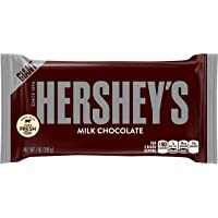 12-Pack Hershey's Giant Chocolate Candy Bar (7 Ounce)