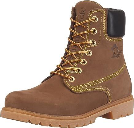 Panama Jack Men's Panama 03 Wool Combat Boots