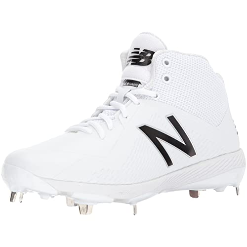 New Balance Mens M4040v4 Metal Baseball Shoe