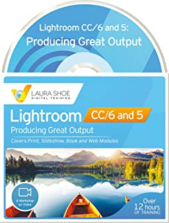 Adobe Photoshop Lightroom CC/6 and 5: Producing Great Output (A Workshop on Video)