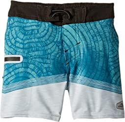 Hyperfreak Superfreak Series Boardshorts (Toddler/Little Kids)