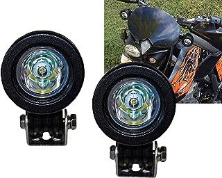Mini Trail Lights OZ-USA (™) LED CREE Spot Motorcycle Offroad Dual Sport Enduro Fog KTM Hid