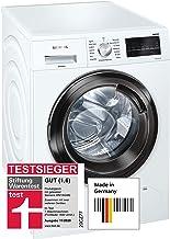 Siemens WM14G400 iQ500 Waschmaschine / 8kg / A / 1400 U/min / Outdoor Programm / varioSpeed Funktion / Nachlegefunktion / aquaStop