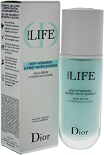 Christian Dior Hydra Life Deep Hydration Sorbet Water Essence Serum for Women, 1.3 Ounce