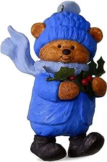 Hallmark Keepsake Christmas Ornament 2018 Year Dated, Mary Hamilton's Bears Bough of Holly