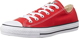 Converse Unisex Canvas Sneakers_RED_4 UK / 5 US(150770C)