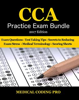 CCA Practice Exam Bundle - 2017 Edition