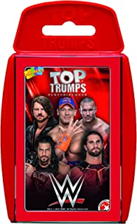 WWE Top Trumps Card Game - 2017 Edition