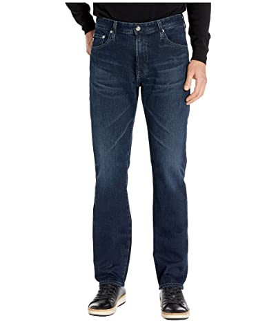 AG Adriano Goldschmied Everett Slim Straight Leg Jeans in 4 Years Chase (4 Years Chase) Men