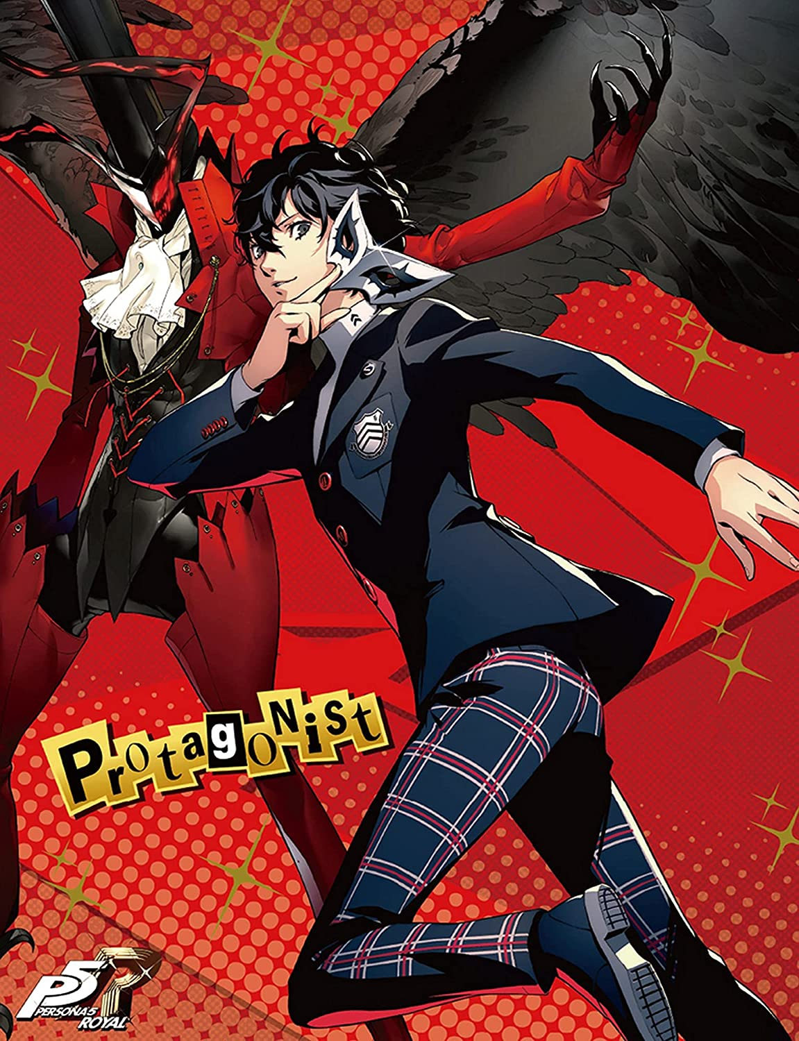 Persona 5 Royal- Hero Direct sale of manufacturer Blanket Throw 2021 Sublimation