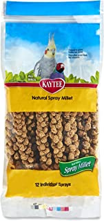 Kaytee Spray Millet for Birds, 12 Count (Pack of 1)