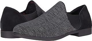 Skechers Women's Cleo PREP Step Black Sneaker (158192-BLK)