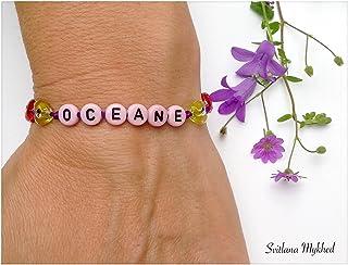 Amazon.es: pulseras personalizadas con nombre