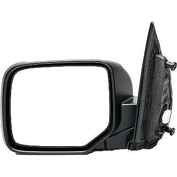 Dorman 955-1720 Driver Side Power Door Mirror - Folding for Select Honda Models, Black