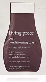 Living Proof Curl Conditioning Wash, 20 ml