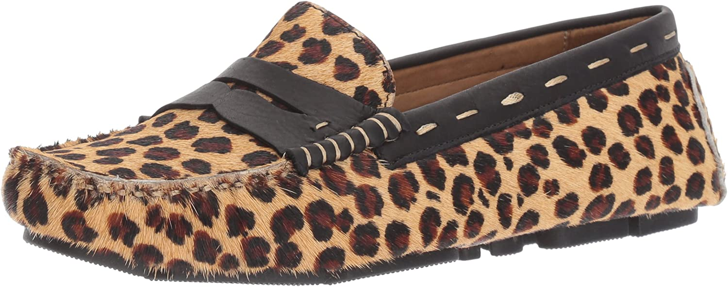 G.H. Bass & Co. Womens Patricia Driving Style Loafer