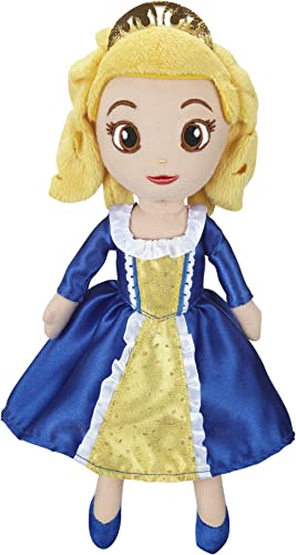 Sofia the First Amber Soft Doll by Sofia the First (English Manual)