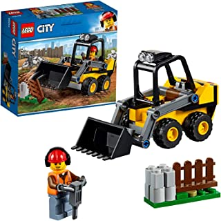 Lego 60219 Construction, Building Sets & Blocks  5 Years & Above,Multi color