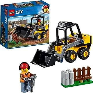 レゴ(LEGO) シティ 工事現場のシャベルカー 60219 おもちゃ 車 ブロック おもちゃ 男の子 車