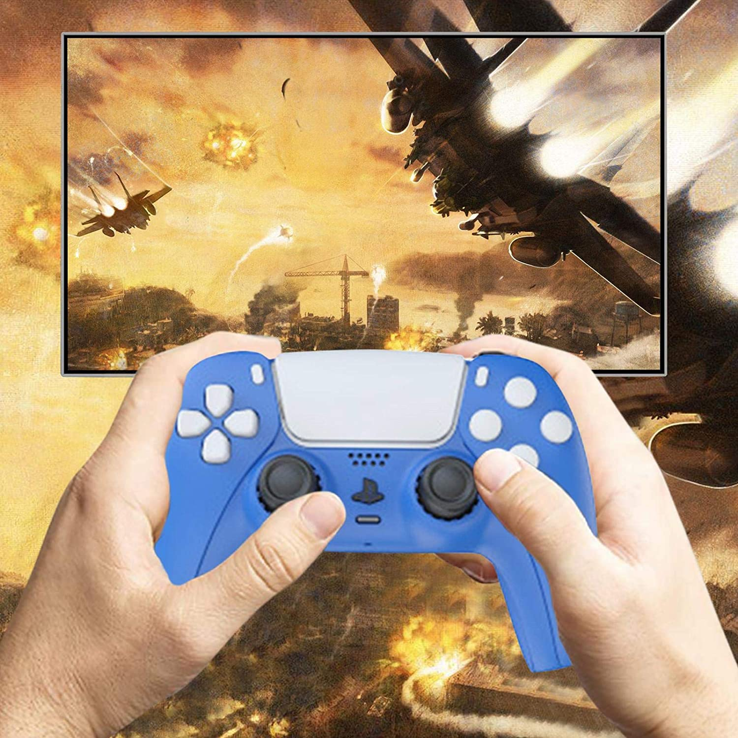 PlayStation 5 PC & Video Games Front Cover and Back Cover DIY ...