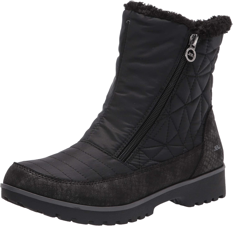 JBU by Jambu Women's Snowflake Waterproof Winter Boot