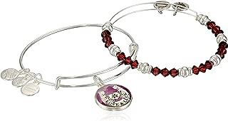 Womens Art Infusion Bracelet Set, Fortune's Favor