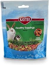Kaytee Fiesta Healthy Toppings Papaya Treat for Small Animals, 2.5-oz bag