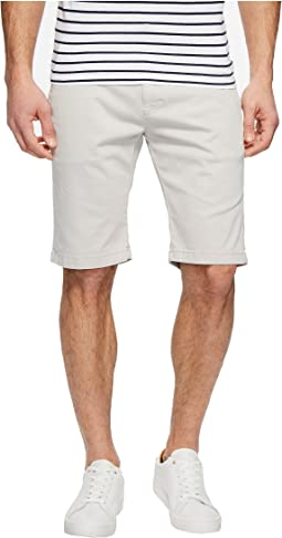Jacob Shorts in Glacier Grey Twill