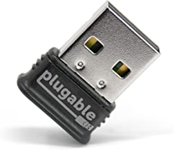 Plugable USB Bluetooth 4.0 Low Energy Micro Adapter (Compatible with Windows 10, 8.1, 8,..