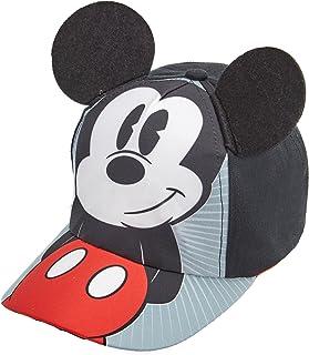 کلاه بیس بال پنبه ای میکی موس پسرانه دیزنی - 100٪ پنبه