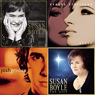 Susan Boyle and More