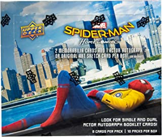 spider man homecoming trading cards