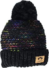 Appaman Kids Baby Girl's Multicolored Beanie w/Top Ball (Infant/Toddler/Little Kids/Big Kids)