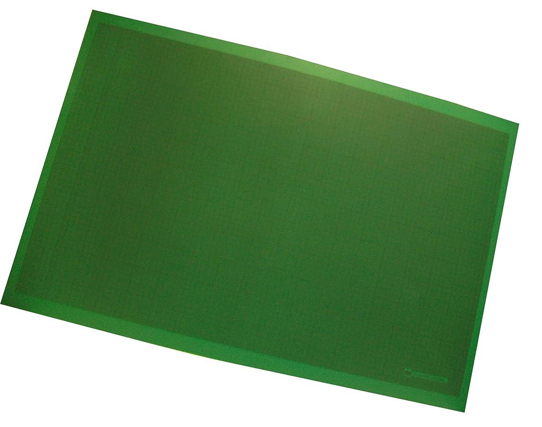 West Design A1 Green Cutting Mat Self Healing Non Slip Printed Millimeter