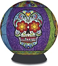 BePuzzled 3D Puzzle Sphere, Day of the Dead