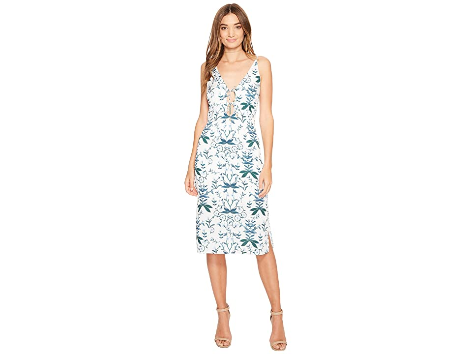 KEEPSAKE THE LABEL Keeping Score Dress (Light Floral Print) Women