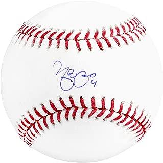 Yadier Molina St. Louis Cardinals Autographed Baseball - Fanatics Authentic Certified - Autographed Baseballs