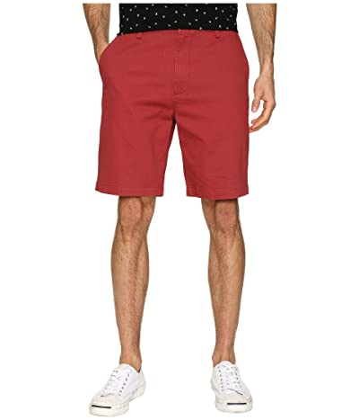 Dockers 9.5 Stretch Perfect Short (Bank Red Stretch) Men